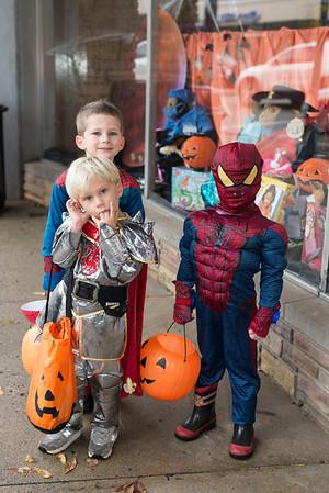 2013 Halloween in Libertyville