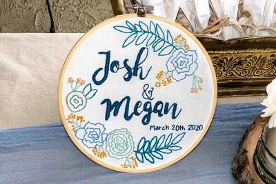 Megan & Josh's Wedding 03/20/2020