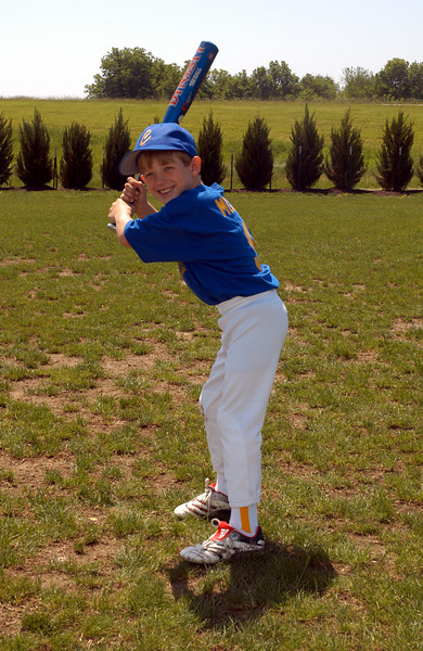 Cardinal Baseball - Ian