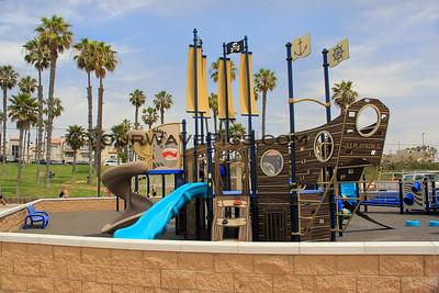 9th St. Huntington Beach All-Inclusive Beach Playground 4/13/18