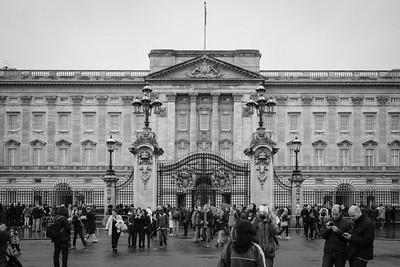 London 2014 Buckingham