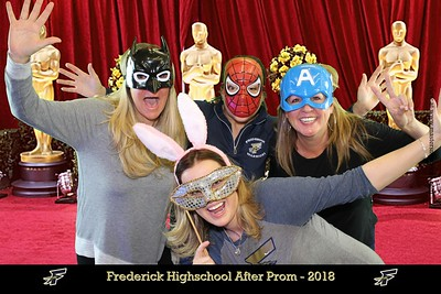 Frederick High School After Prom - April 21, 2018