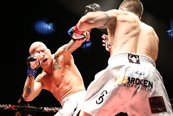 May 29 - Ameristar / Shamrock FC MMA