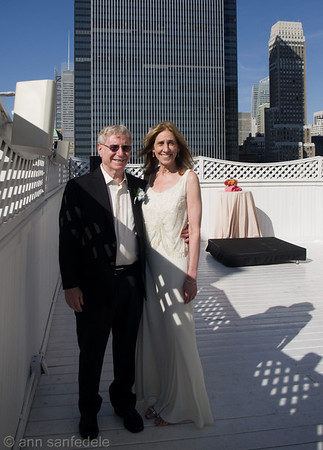 Paul and Linda Get Married