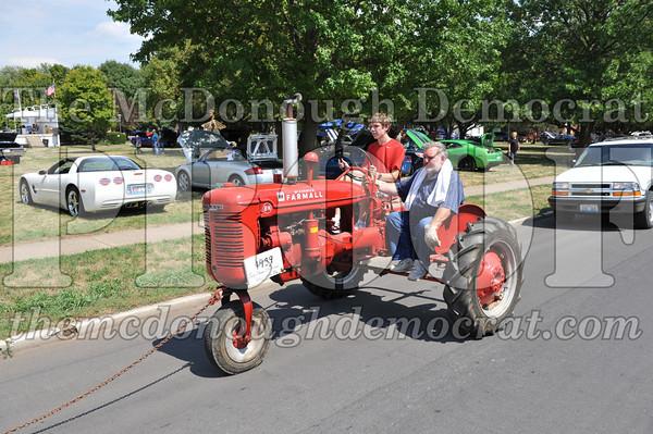 Antique Tractor Parade 08-25-12