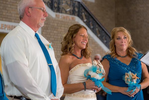 Pat & Judy's Wedding