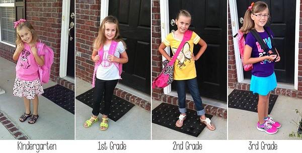 Beginning of School K-all