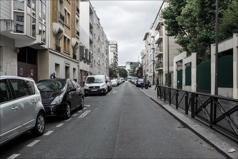 Rue de la Gare de Reuilly, 12th Arrondissement