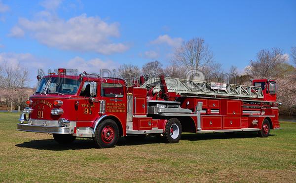 2014 Antique Fire Apparatus of NJ Spring Muster - Succasunna, NJ