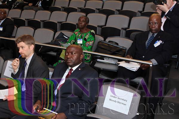 U.S. - Liberia Partnership Dialogue at the United States Institute of Peace, Washington, DC on May 7, 2013