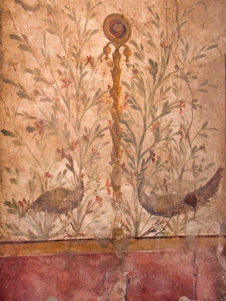 Pompeii Casa del Citarista