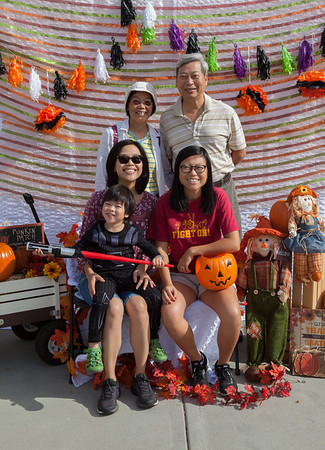 Fall Fest 2018 Photo Booth Portraits