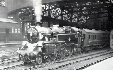 80000-80009 Built 1952 Derby