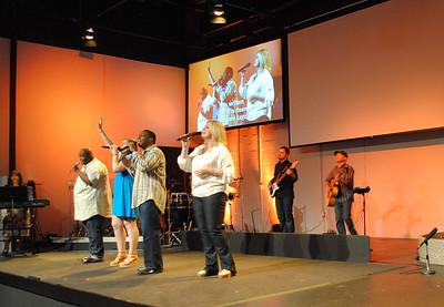 Baptisms 2012