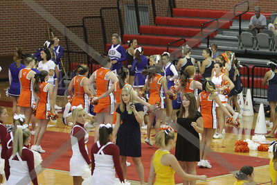 2011 West Cheer camp
