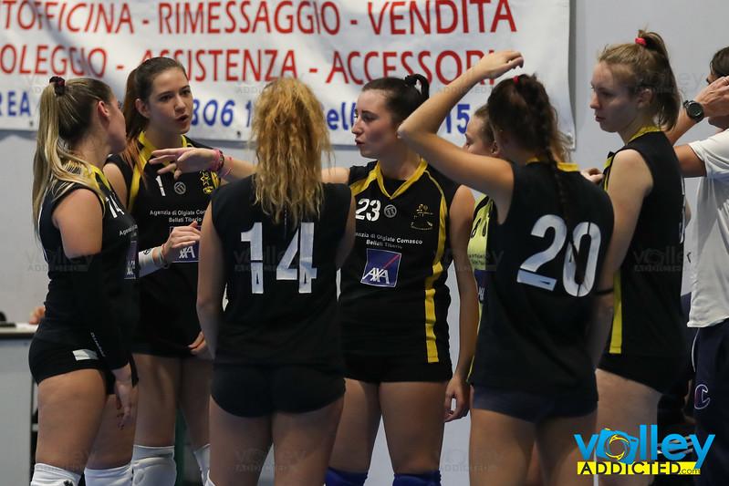 Pol. Intercomunale 3 - Virtus Cermenate 3 Prima Divisione Femminile 2017/18 Cagno (CO) - 14 ottobre 2017