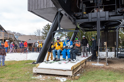 First Chair - Opening Day 11-22-19