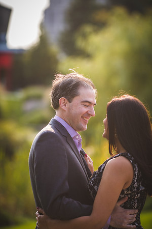 Stewart + Natasha - Engagement Session