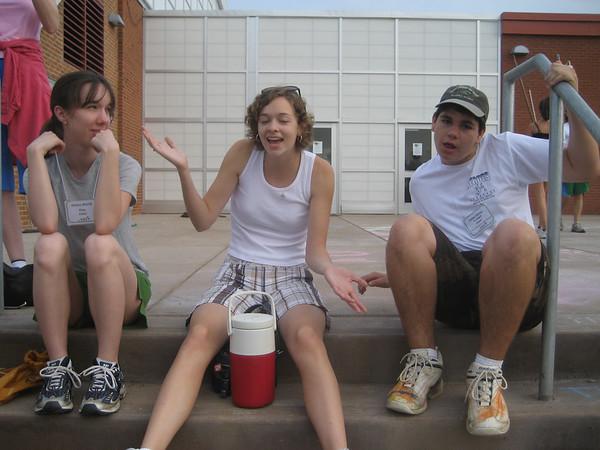 2007-08-06: Band Camp Day 1