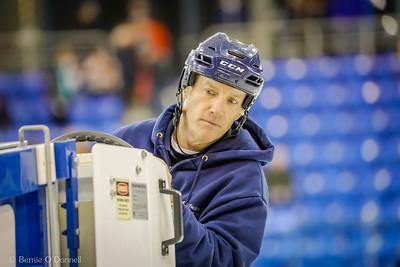 Quinnpiac vs Dartmouth Hockey