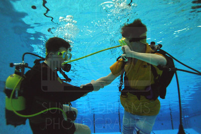 Lord Wandsworth College Divers