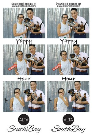 "Alta Southbay ""Yappy Hour"" 2017"