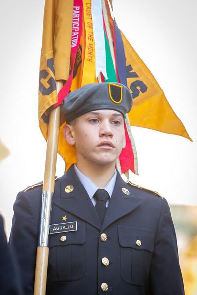 Mallard Creek JR ROTC
