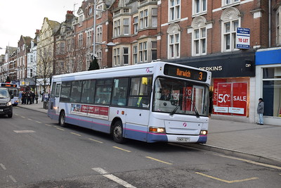 UK Bus January 2018