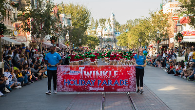 Twinkle Holiday Parade 2018