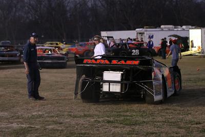 Albany Motor Speedway 3/7/09