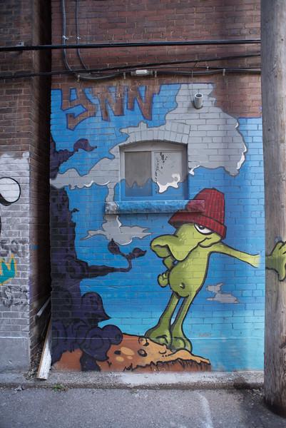 Grafiti Alley