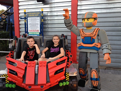 LEGOLAND Florida (Dec. 21)