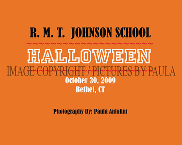 R. M. T. JOHNSON School HALLOWEEN 2009