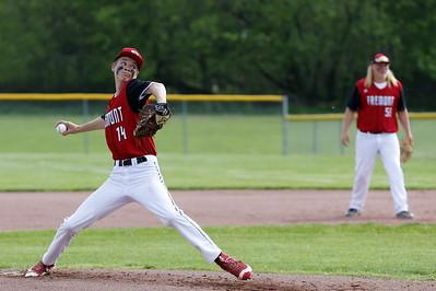 Boys Varsity Baseball - 5/17/2017 Cedar Springs