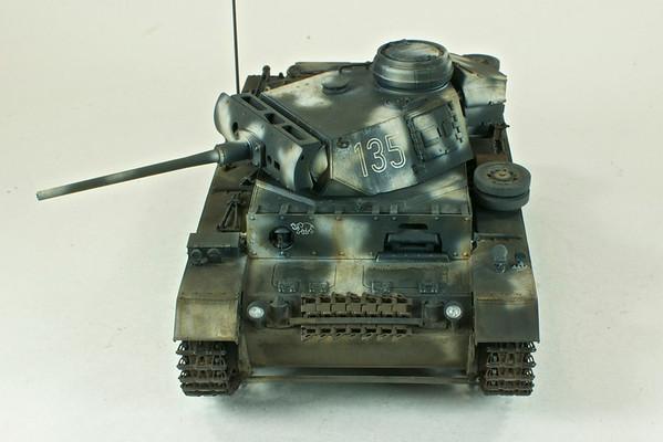 Cyber-Hobby PzKpfw III Ausf L Vorpanzer