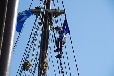 2008 Groton Maritime Academy Alumni Cruise aboard The Mystic Whaler