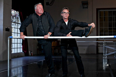 Gary Lambert & Robert Hill