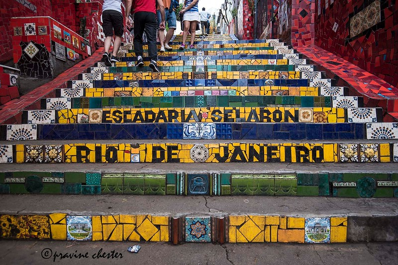 Seleron Steps