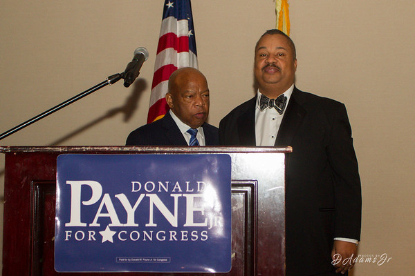 Congressman Donald M Payne Jr. Annual Fundraiser 2017
