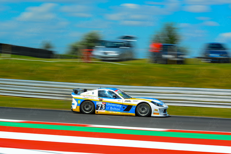 British GT Snetterton Race 2016  © 2016 Ian Musson. All Rights Reserved.