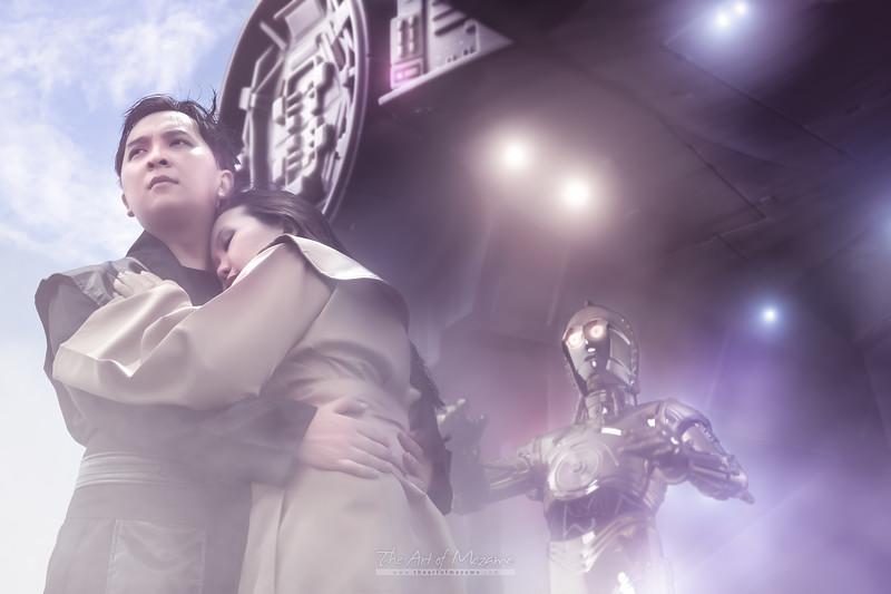 Adrian & Adeline: Star Wars (2015)