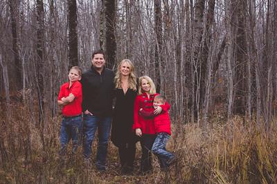 Seykora, R. Fall Family 2018