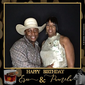 August 31, 2019 - Eric & Pamela's Birthday
