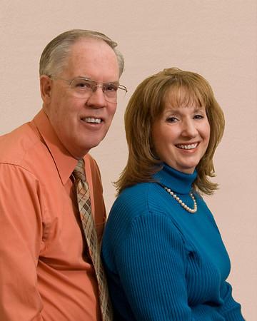 Jim & Michelle Portrait