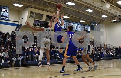 Iowa Lakes @ ICCC Men Basketball 1/24/18