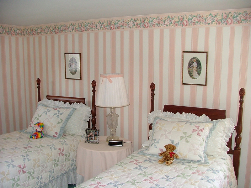 the pink room