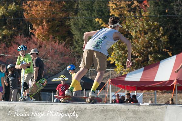 Grand Opening of Rusty Berrings Skatepark