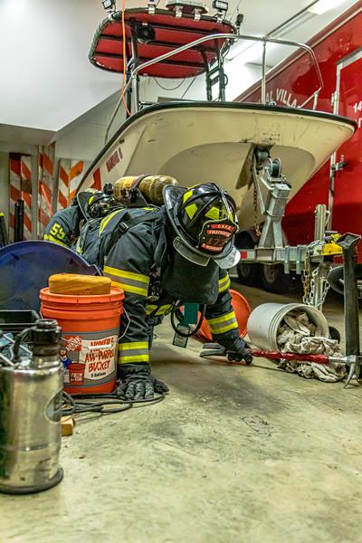 1-12-2021 Search & Rescue Basics Drill