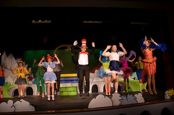 Seussical the Musical - 3/17/13 Performance