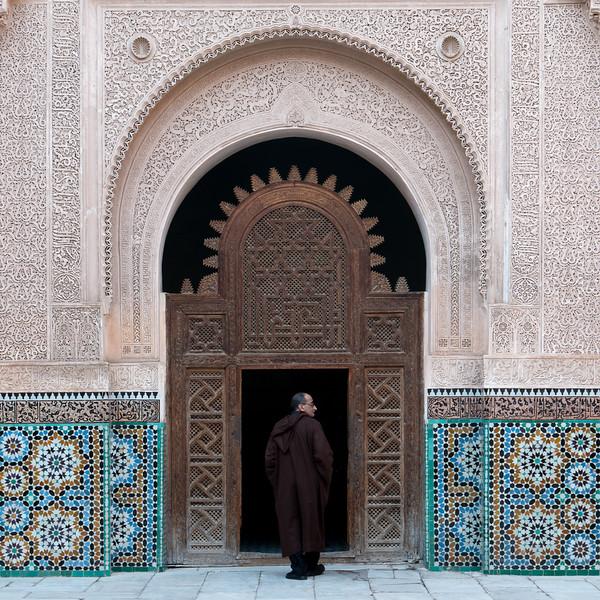 Ben Youssef Medrassa - college
